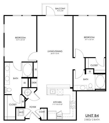 Md hyattsville paletteatartsdistrict p0247410 hoosier1100sf 2 floorplan
