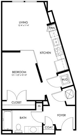 Md hyattsville paletteatartsdistrict p0247410 stettner531sf 2 floorplan