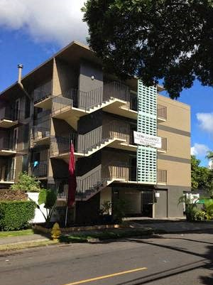 1442 Kewalo Street Studio Apartment for Rent Photo Gallery 1
