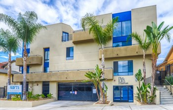 223 North Alvarado Street Studio Apartment for Rent Photo Gallery 1