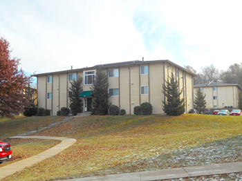1601 North 36th Street 1-4 Beds Apartment for Rent Photo Gallery 1