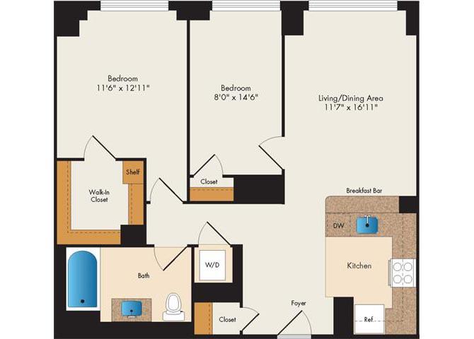 Ny whiteplains 15bankapartments p0326912 hawthorne 2 floorplan