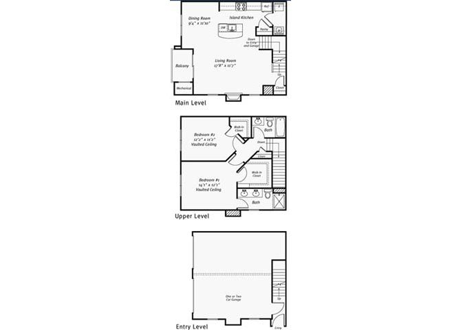 Va alexandria cameroncourt p0326917 washingtontownhomewithgarage 2 floorplan