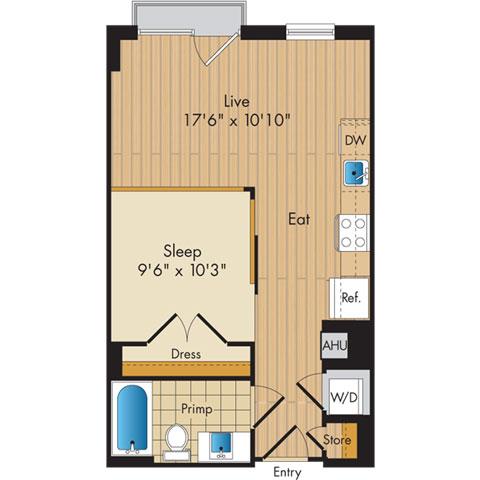 Dc washington flats130atconstitutionsquare p0336112 01535 2 floorplan
