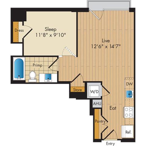 Dc washington flats130atconstitutionsquare p0336112 01586 2 floorplan
