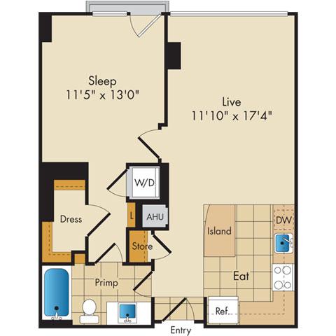 Dc washington flats130atconstitutionsquare p0336112 11712 2 floorplan