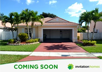 339 Sw 195 Avenue 3 Beds House for Rent Photo Gallery 1