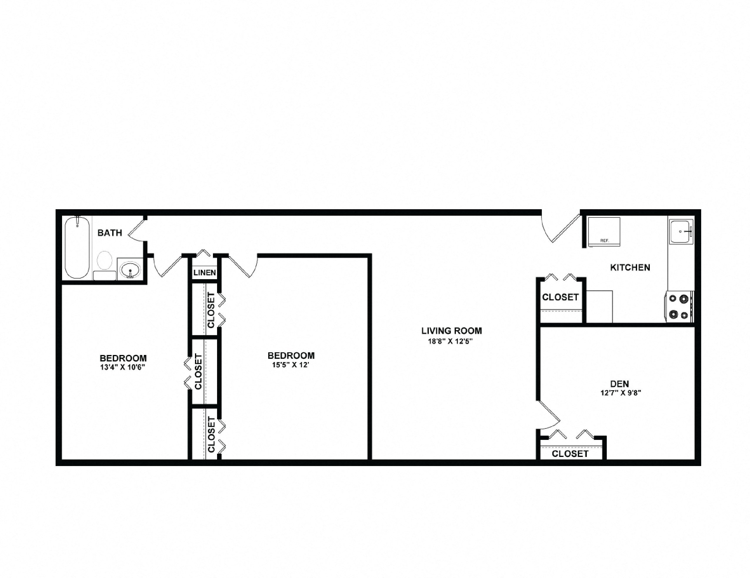 Floor Plans & Layouts | Summit Hills | Southern Management