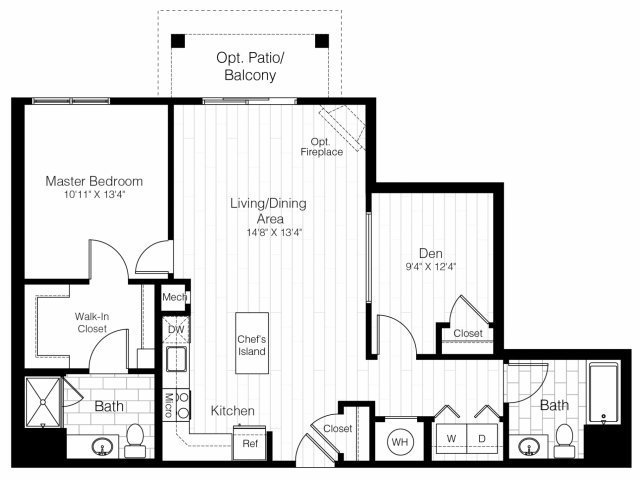 A13donebed1068sf 2 floorplan