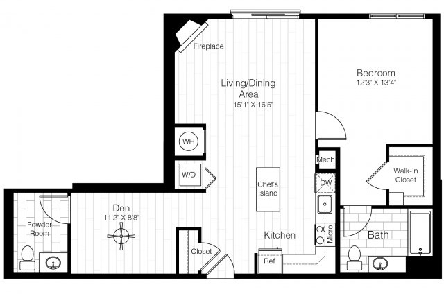 A15donebed974sf 2 floorplan