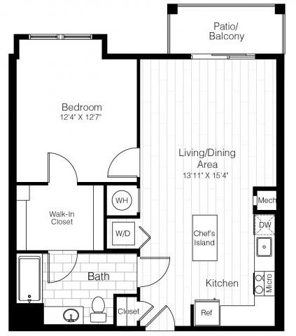 A1conebed791sf 2 floorplan