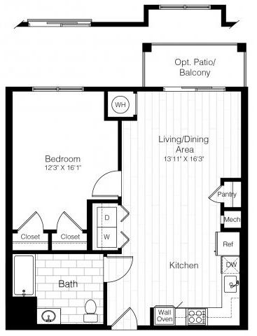 A1honebed780sf 2 floorplan