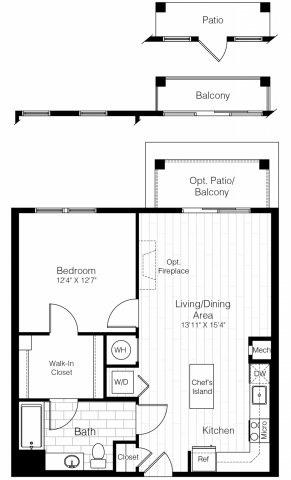 A1onebed780sf 2 floorplan