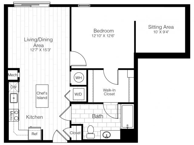 A7onebed872sf 2 floorplan