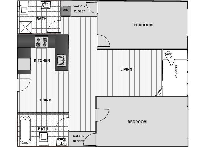 Playa del Rey Apartments - Floor Plans & Pricing | Decron