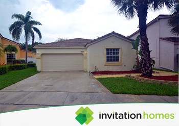 1457 Nw 156 Ave 4 Beds House for Rent Photo Gallery 1