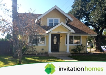 1653 North El Molino Avenue 4 Beds House for Rent Photo Gallery 1