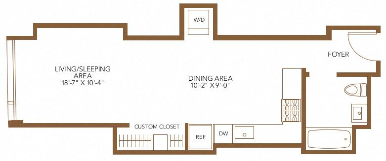 floor plan 1605