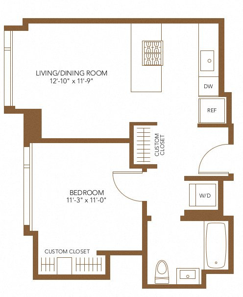 floor plan 3203