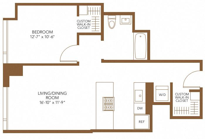 floor plan 3105