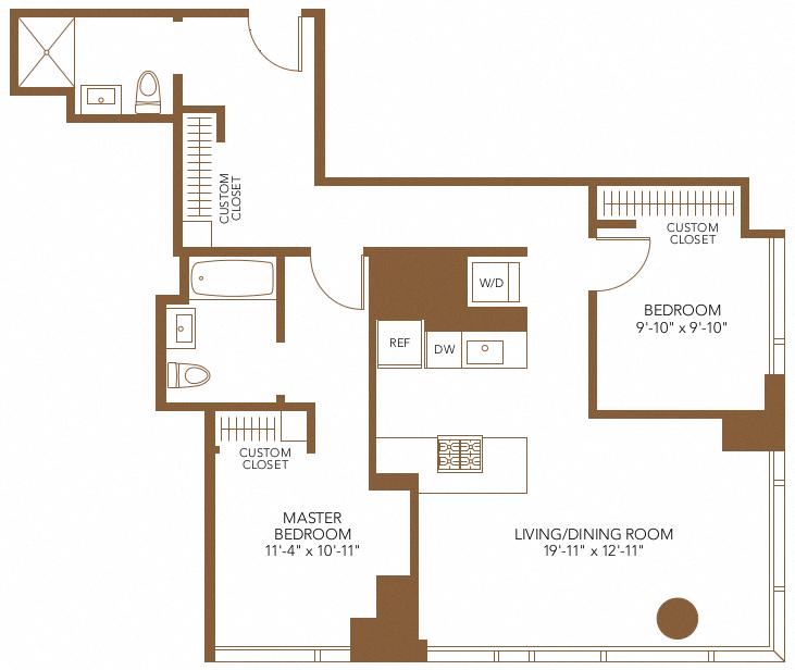 floor plan 3310