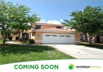 544 Sw 183 Way 4 Beds House for Rent Photo Gallery 1