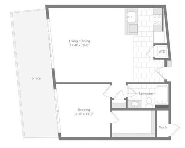 Md baltimore unionwharf p0233501 catug 1bed 897sf 2 floorplan