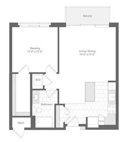 Md baltimore unionwharf p0233501 chartwell 1bed 765sf 2 floorplan