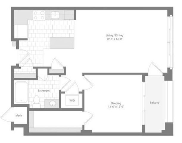 Md baltimore unionwharf p0233501 culage 1bed 762sf 2 floorplan