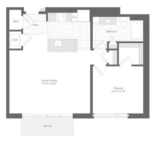 Md baltimore unionwharf p0233501 current 1bed 825sf 2 floorplan