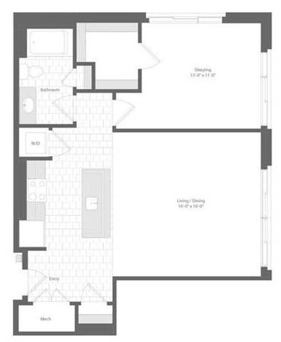 Md baltimore unionwharf p0233501 gimbal 1bed 832sf 2 floorplan