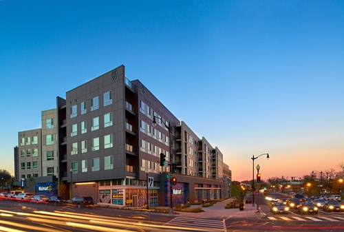 Nestled in the bustling section of the NE DC corridor, FTSQ offers residents a peaceful yet energetic place to call home.