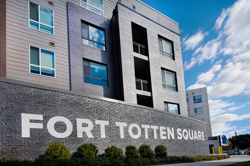 Fort Totten Square