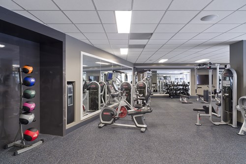 KICK, full-service fitness center