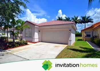 17755 Sw 23 Street 4 Beds House for Rent Photo Gallery 1