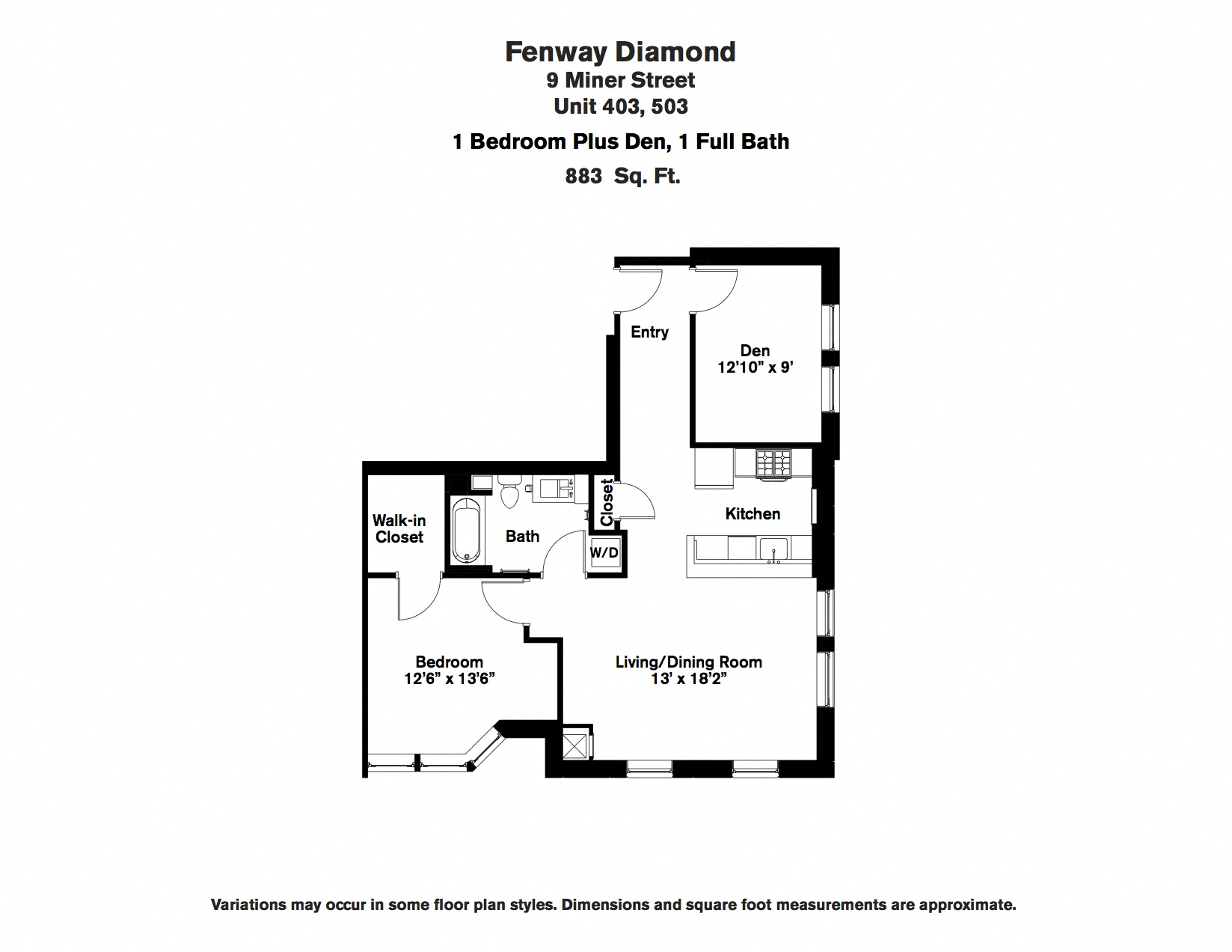 Click to view Floor plan 2 BR image 4