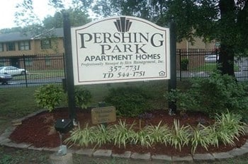 3707 Pershing Park Drive 1-3 Beds Apartment for Rent Photo Gallery 1