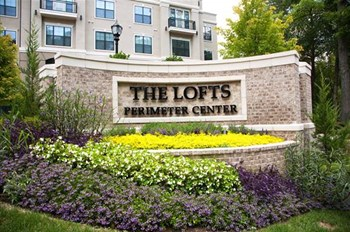 100 Perimeter Lofts Circle 1-2 Beds Apartment for Rent Photo Gallery 1