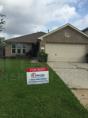 2503 Montana Blue Dr, Spring, TX 3 Beds House for Rent Photo Gallery 1