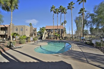 2850 E. Bonanza Road 1-3 Beds Apartment for Rent Photo Gallery 1