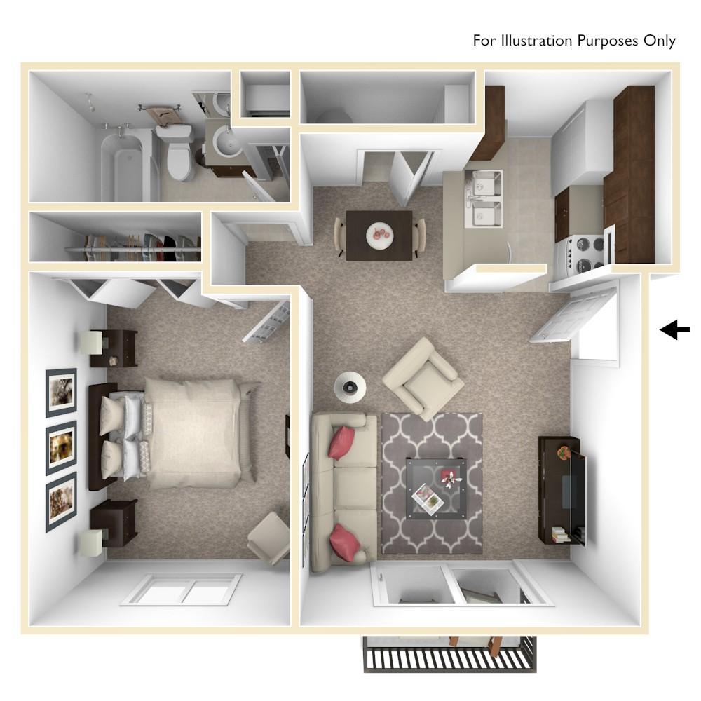Autumn Wood Apartments: Autumn Woods Apartments In Miamisburg, OH