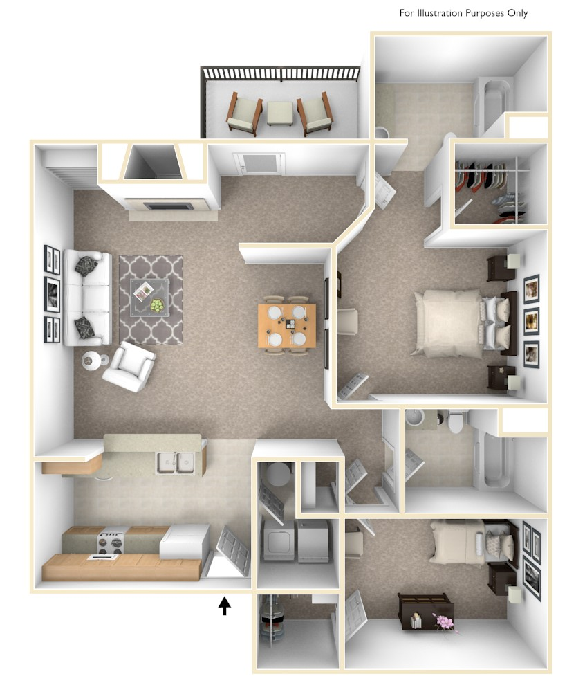 latitudes apartments in indianapolis in edward rose u0026 sons