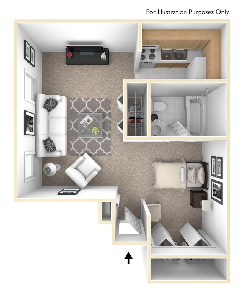 Pheasant Run Apartments In Lafayette, IN
