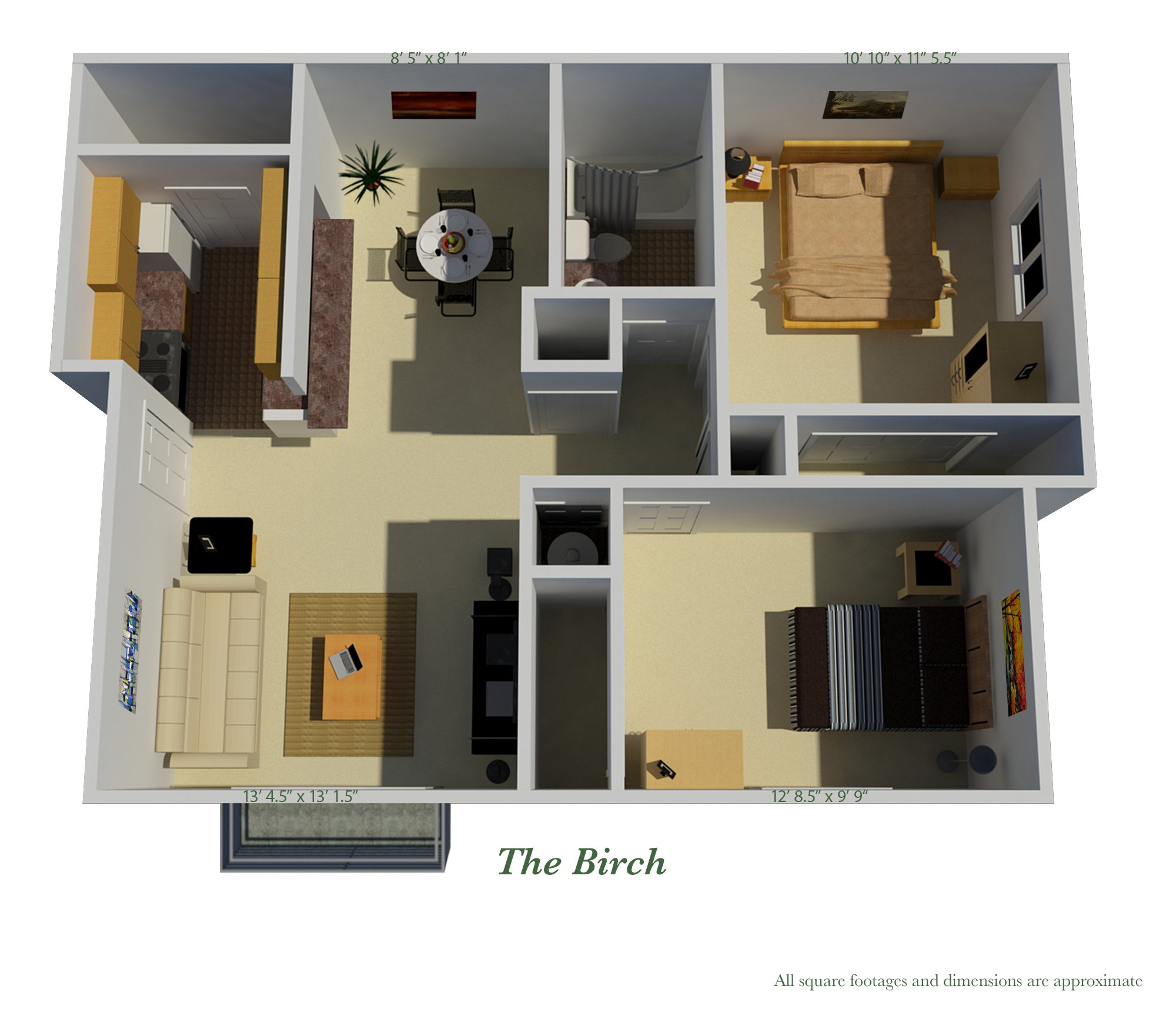 Apartments Evansville In: The Timbers Apartments In Evansville, IN