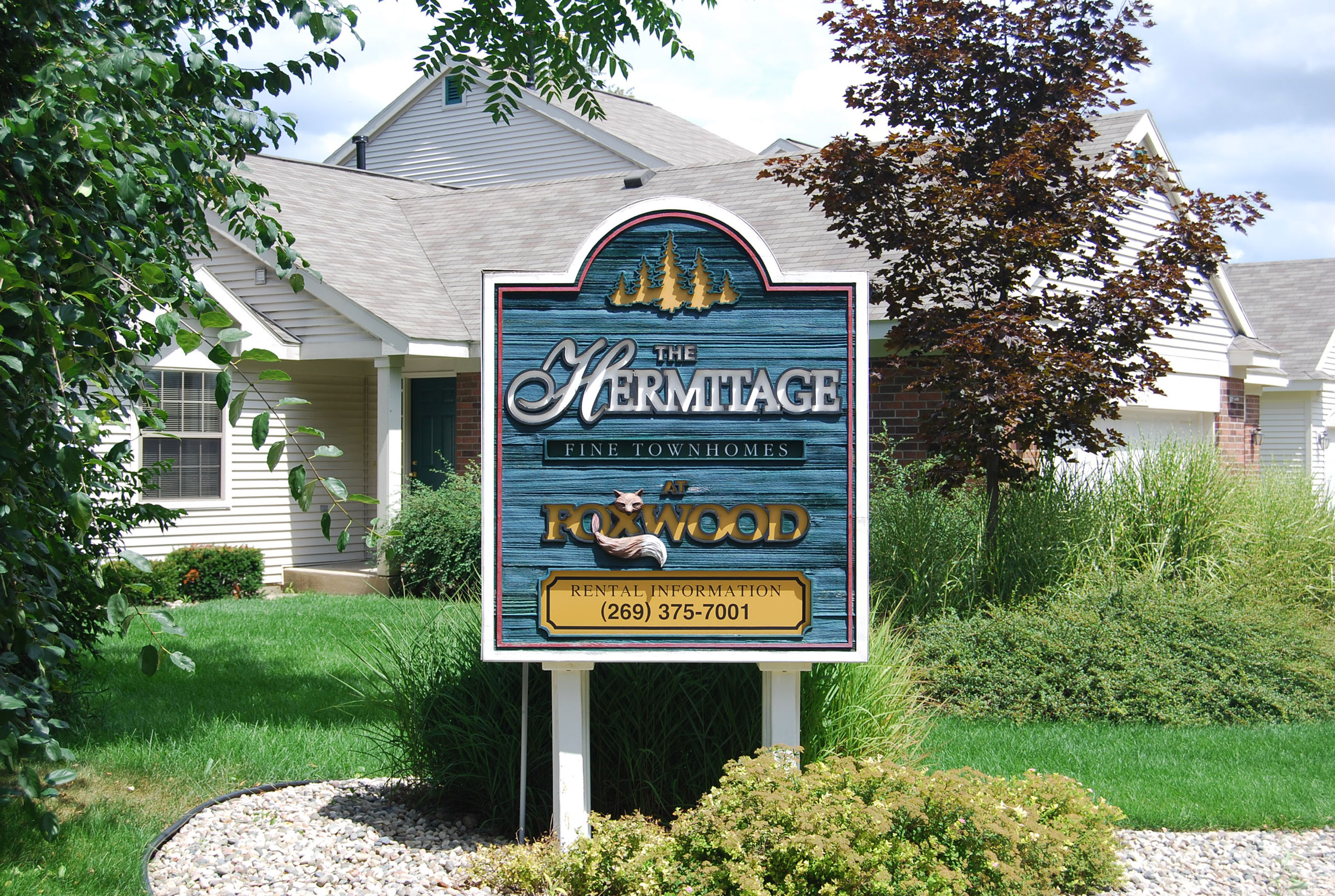 The Hermitage Townhomes