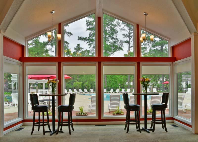 Interior Clubhouse