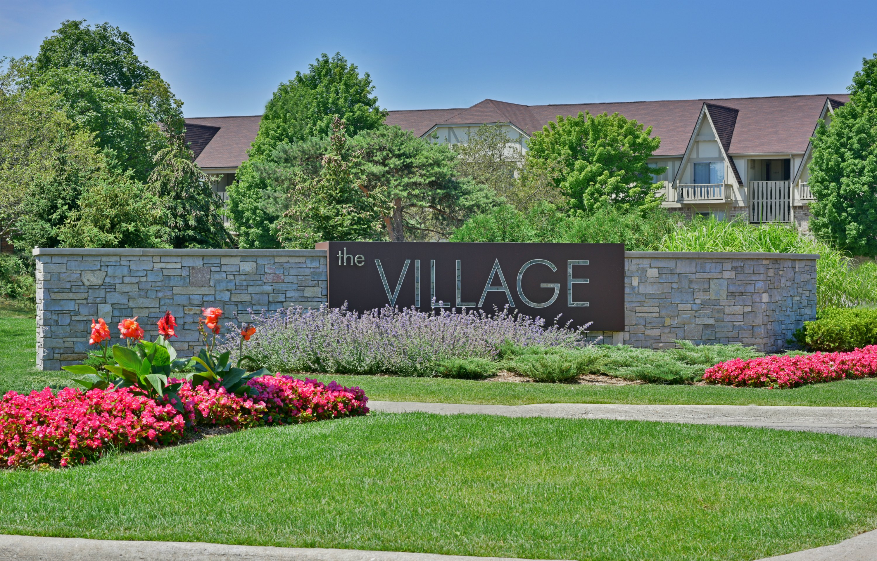 The Village in Wixom