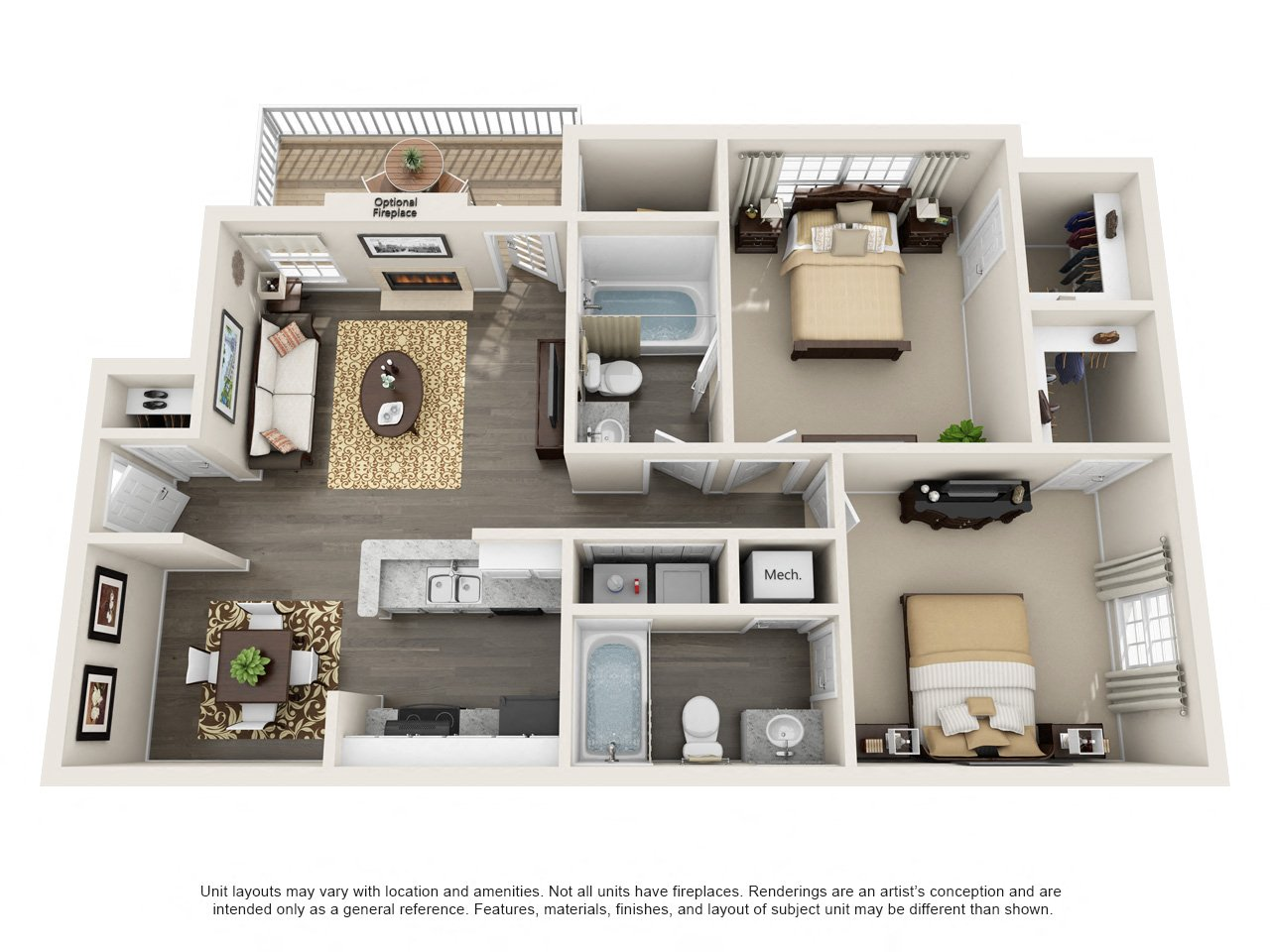 1 and 2 bedroom apartments for rent the arbors at brookfield