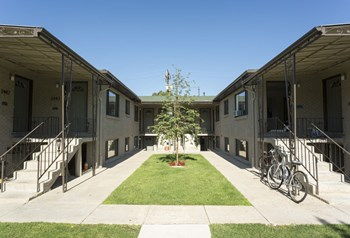 2421 South Gaylord Street 1-2 Beds Apartment for Rent Photo Gallery 1
