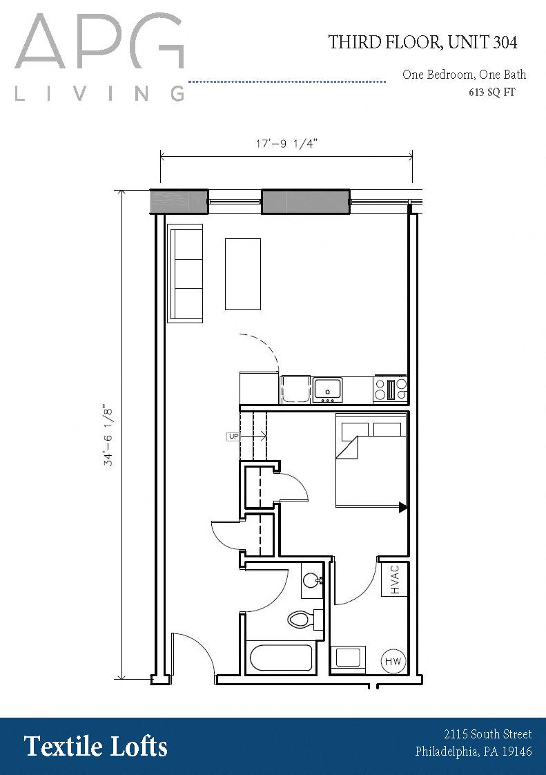 Textile Lofts Floor Plans